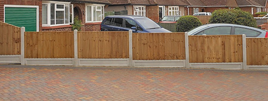 Fencing Services in Tiptree